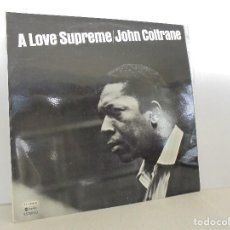 Discos de vinilo: A LOVE SUPREME JOHN COLTRANE. ABC IMPULSE 1976. VER FOTOGRAFIAS ADJUNTAS. Lote 69086165