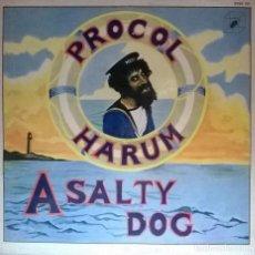 Discos de vinilo: PROCOL HARUM. A SALTY DOG. CUBE, FRANCIA 1969 LP (2325 017). Lote 69112093