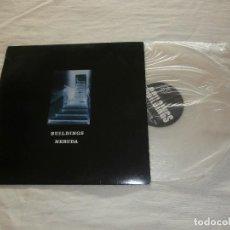 Discos de vinilo: BUILDINGS MX NERUDA / UNTITLED (1987) *NUEVO* CON ENCARTES **VINILO TRANSPARENTE** VER FOTOS. Lote 69130261