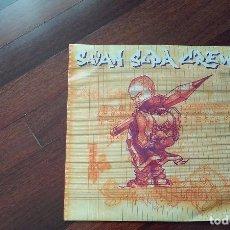 Discos de vinilo: SAÏAN SUPA CREW-MAXI 1999 FRANCIA 6 TEMAS. Lote 69165541