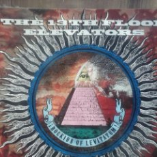 Discos de vinilo: THE 13TH FLOOR ELEVATORS - ! ROCKIUS OF LEVITATUM ¡ - LIVE .. Lote 69236805
