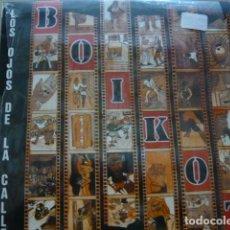 Discos de vinilo: BOIKOT. LOS OJOS DE LA CALLE. BARRABÁS BLP 008 LP 1990 SPAIN. Lote 69252165
