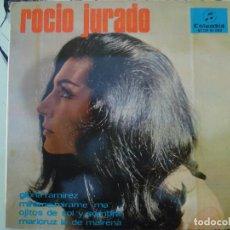 Discos de vinilo: ROCIO JURADO,EP CON TRICENTER 1965 , GLORIA RAMIREZ + 3. Lote 69271437