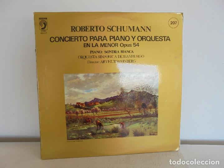 Discos de vinilo: SCHOENBERG. NOCHE TRANSFIGURADA. MAHLER. ADAGIO DE LA SINFONIA Nº 10. SUPRAPHON 1978. - Foto 9 - 69278137