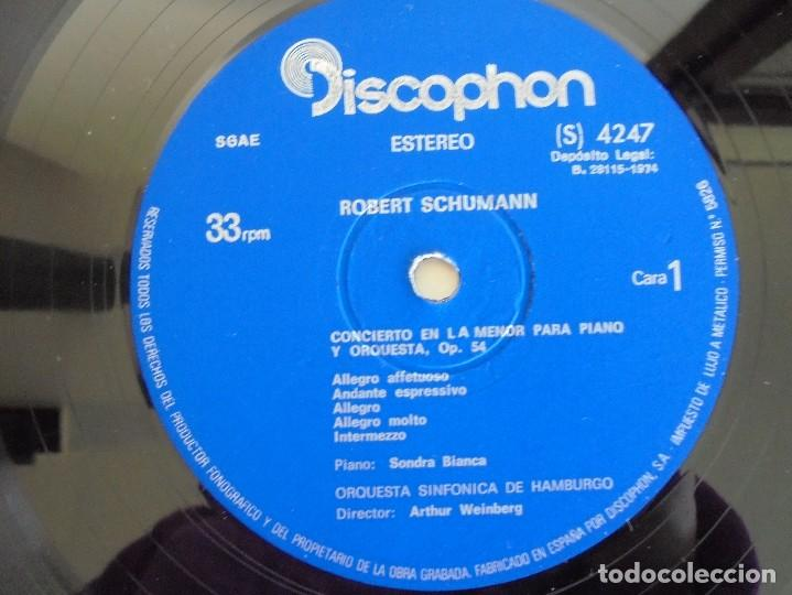 Discos de vinilo: SCHOENBERG. NOCHE TRANSFIGURADA. MAHLER. ADAGIO DE LA SINFONIA Nº 10. SUPRAPHON 1978. - Foto 12 - 69278137