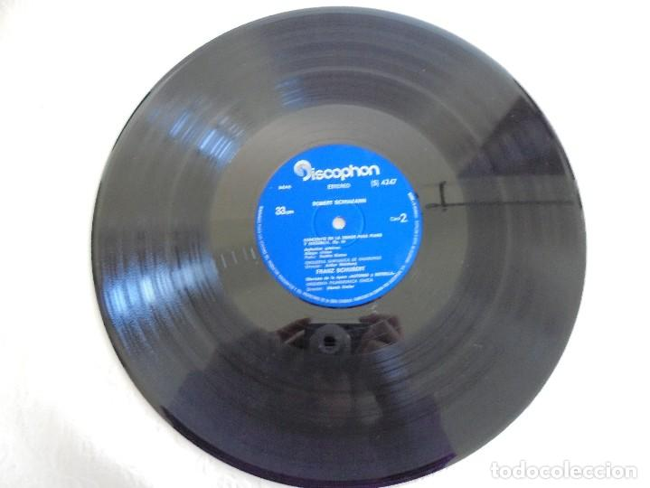 Discos de vinilo: SCHOENBERG. NOCHE TRANSFIGURADA. MAHLER. ADAGIO DE LA SINFONIA Nº 10. SUPRAPHON 1978. - Foto 13 - 69278137