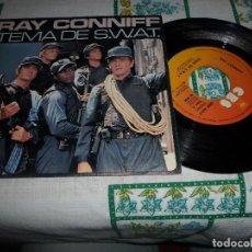 Discos de vinilo: RAY CONNIFF TEMA DE SWAT. Lote 69290025