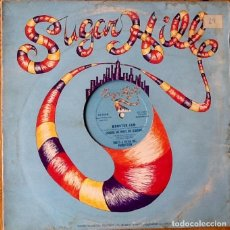 Discos de vinilo: SPOONIE GEE MEETS THE SEQUENCE : MONSTER JAM [USA 1980]. Lote 69297045