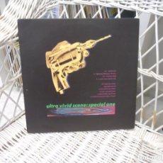 Discos de vinilo: ULTRA VIVID SCENE– SPECIAL ONE.LP EDIDICION USA 1990.INDIE.SELLO 4AD. 4 TEMAS. Lote 69303825