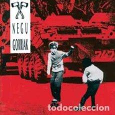Discos de vinilo: NEGU GORRIAK - NEGU GORRIAK (OIHUKA, O-190 LP, 1990) FERMÍN MUGURUZA, IMPECABLE!!!!. Lote 69305561