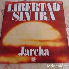 Discos de vinil: JARCHA ?– LIBERTAD SIN IRA - SINGLE 1976. Lote 69309465