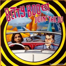 Discos de vinilo: BETTY BOO : DOIN' THE DO [ESP 1990] 12'. Lote 69319485