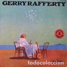 Discos de vinilo: GERRY RAFFERTY : IDEM. (2 LPS + LIBRETO. GUIMBARDA / TRANSATLANTIC, 1978). Lote 69369729