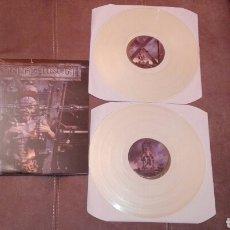 Discos de vinilo: IRON MAIDEN THE X FACTOR 2 LP. Lote 69395862
