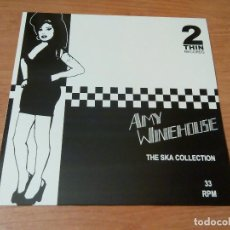 Discos de vinilo: AMY WINEHOUSE - THE SKA COLLECTION ( LP 2 THIN RECORDS) NUEVO. Lote 195085026