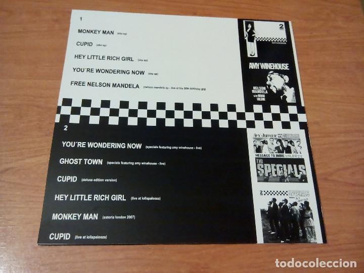 Discos de vinilo: AMY WINEHOUSE - The Ska Collection ( LP 2-SOUL-100 ) NUEVO - Foto 2 - 157698917