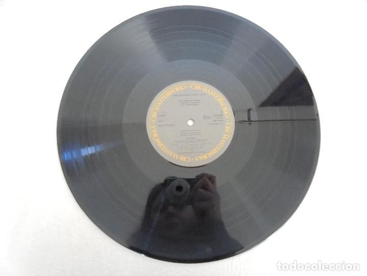 Discos de vinilo: CARL RUGGLES TILSON THOMAS BUFFALO PHILHARMONIC. DOS DISCOS. VER FOTOGRAFIAS ADJUNTAS - Foto 8 - 69417597