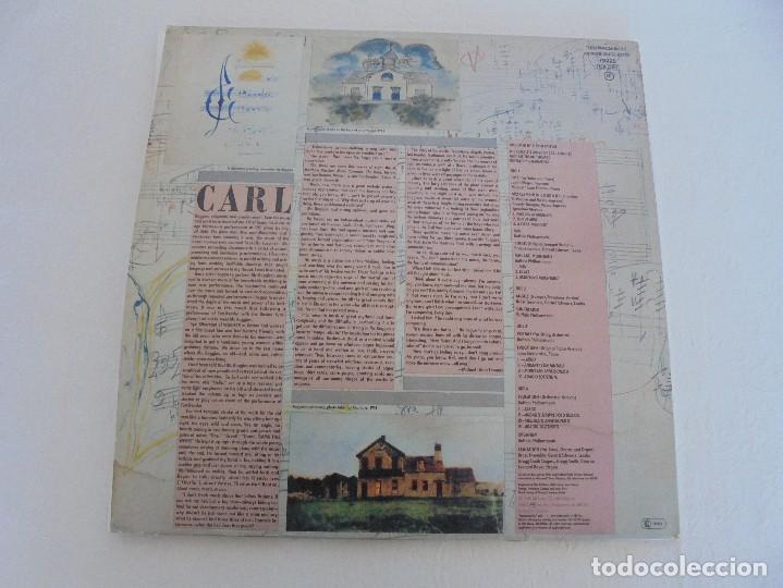 Discos de vinilo: CARL RUGGLES TILSON THOMAS BUFFALO PHILHARMONIC. DOS DISCOS. VER FOTOGRAFIAS ADJUNTAS - Foto 15 - 69417597