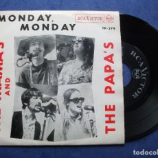 Dischi in vinile: THE MAMA'S & THE PAPA'S MONDAY, MONDAY EP PORTUGAL PDELUXE. Lote 69431021