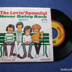 Discos de vinilo: THE LOVIN SPOONFUL NEVE GOING BACK + 3 EP PORTUGAL PDELUXE. Lote 69431153