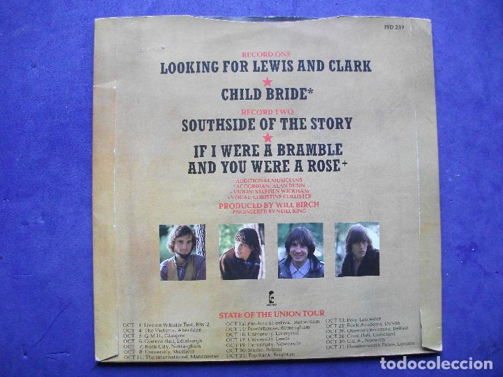 Discos de vinilo: THE LONG RYDERS LOOKING FOR LEWIS&CLARK DOBLE EP UK 1985 PDELUXE - Foto 2 - 69431317