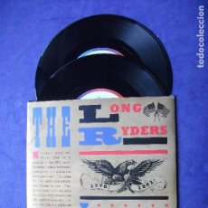 Discos de vinilo: THE LONG RYDERS LOOKING FOR LEWIS&CLARK DOBLE EP UK 1985 PDELUXE. Lote 69431317
