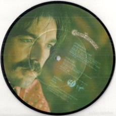 Discos de vinilo: CAPTAIN BEEFHEART: PICTURE DISC (FOTODISCO): UPON THE MY-O-MY / ROCK´N´ROLL´S EVIL DOLL + 4. Lote 69447033