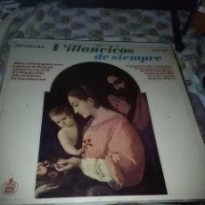 Discos de vinilo: VILLANCICOS DE SIEMPRE. C6V. Lote 69454365