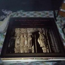 Discos de vinilo: COLECCIÓN DE MÚSICA ANTIGUA ESPAÑOLA IV. CÓDICE CALIXTINO SIGLOS XII XIII. ANTIFONARIO MAZÁRABE C6V. Lote 69460233
