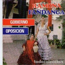 Disques de vinyle: DISCOS (RAMONA Y FANDANGA). Lote 69484801