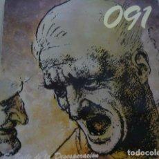 Discos de vinilo: 091. EL BAILE DE LA DESESPERACIÓN. ZAFIRO 30312678 LP 1991 SPAIN CON ENCARTE. Lote 69486833