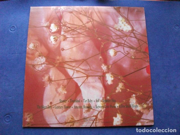 Discos de vinilo: SHELLEYAN ORPHAN CENTURY FLOWER LP SPAIN 1989 PDELUXE - Foto 2 - 69522025