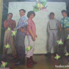 Discos de vinilo: CLUB NAVAL. S/T. HISPAVOX 150 083 LP 1984 SPAIN ENCARTE. Lote 69525101
