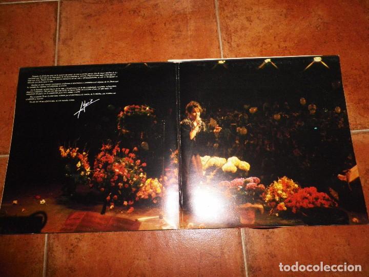 Discos de vinilo: MASSIEL En des .....concierto DIRECTO TEATRO ALCALA DOBLE LP VINILO GATEFOLD LUIS EDUARDO AUTE 2 LP - Foto 2 - 69533321