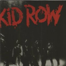 Discos de vinilo: SKID ROW 1989. Lote 69599317