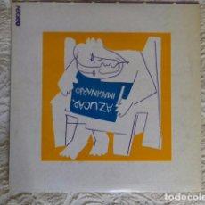 Discos de vinilo: JORDI BONELL – AZUCAR IMAGINARIO - ORIGEN – D-002 - 1988 - COMO NUEVO!!. Lote 69611293