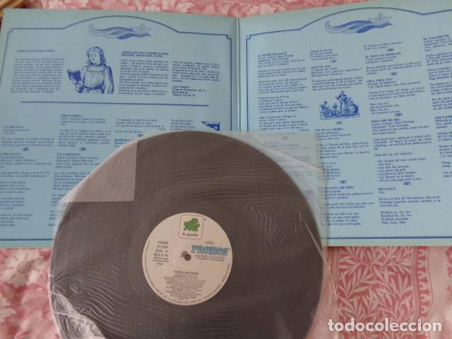 Discos de vinilo: Vaixell de paper - Toni Giménez - Cançons i Melodies per a nens i nenes La granota 1982 - Como Nuevo - Foto 2 - 69619793