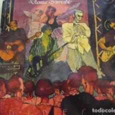 Discos de vinilo: DANZA INVISIBLE. DIRECTO. PRODUCCIONES TWINS T 3049 2XLP 1987. Lote 69619965
