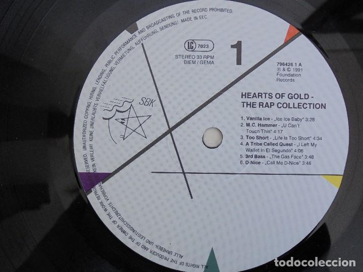 Discos de vinilo: HEARTS OF GOLD THE COLLECTION. VER FOTOGRAFIAS ADJUNTAS - Foto 4 - 69621321