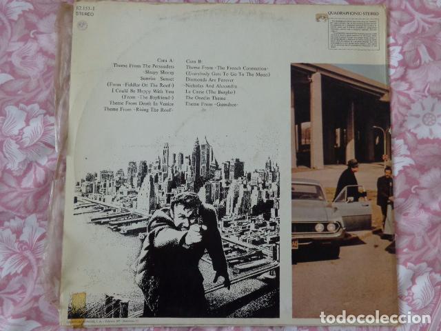 Discos de vinilo: Cyril Stapleton Y Su Orquesta Interpretan Temas De Peliculas Y T.V. -Pye Records ?– 82.153-I - 1972 - Foto 2 - 69632997