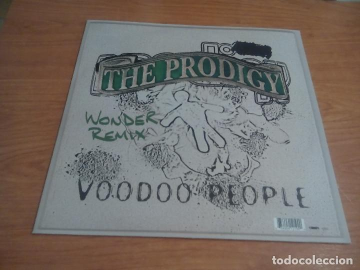 THE PRODIGY - VOODOO PEOPLE (MAXI 12'' 2005, XL RECORDINGS XLR 219) NUEVO (Música - Discos de Vinilo - Maxi Singles - Electrónica, Avantgarde y Experimental)