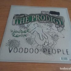 Disques de vinyle: THE PRODIGY - VOODOO PEOPLE (MAXI 12'' 2005, XL RECORDINGS XLR 219) NUEVO. Lote 207182872
