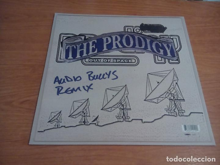 Discos de vinilo: THE PRODIGY - Voodoo People (Maxi 12 2005, XL Recordings XLR 219) NUEVO - Foto 2 - 207182872