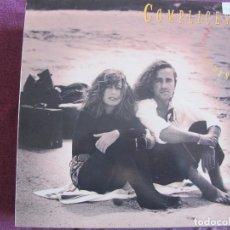 Disques de vinyle: LP - COMPLICES - ESTA LLORANDO EL SOL (SPAIN, RCA RECORDS 1991). Lote 69698253