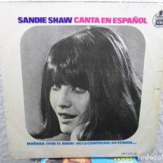Discos de vinilo: SANDIE SHAW - MAÑANA, VIVA EL AMOR, NO LO COMPRENDÍ, NO VENDAR - EP AÑO 1966. Lote 69703941