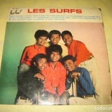 Dischi in vinile: LES SURFS - 25CM - ED. FRANCESA . Lote 69714529