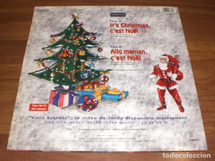 Discos de vinilo: Jordy - It's Christmas, C'est Noel - Foto 2 - 69719737