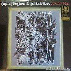 Discos de vinilo: CAPTAIN BEEFHEART AND THE MAGIC / MIRROR MAN 1971, LIMT EDIT 180 GRAM !! PRECINTADO !. Lote 69736261