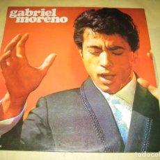 Discos de vinilo: GABRIEL MORENO - 1970. Lote 69766221
