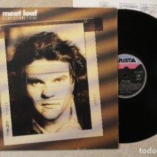 Discos de vinilo: MEAT LOAF BLIND BEFORE I STOP LP VINYL MADE IN GERMANY 1986. Lote 69778865